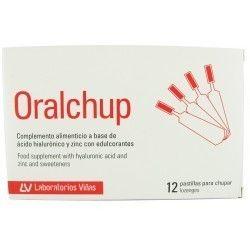 Oralchup 12 Pastillas para Chupar