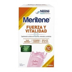 MERITENE FRESA 15 SOBRES 30GR