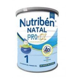 LECHE INFANTIL NUTRIBEN LECHE NATAL PRO ALFA 800 GR