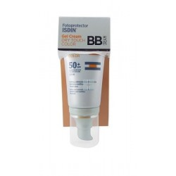 ISDIN FOTOPROTECTOR SPF50+ BB CREAM COLOR DRY TOUCH 50ML