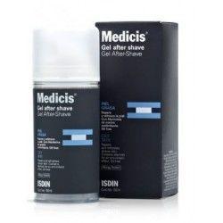 Isdin Medicis Gel After Shave Piel grasa 100 ml