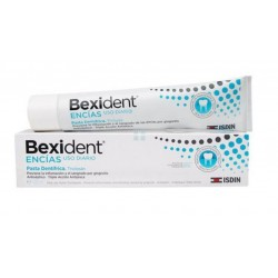 Bexident Encias Pasta Dentifrica 125 ml