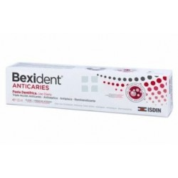 Isdin Bexident Anticaries Pasta 125 ml