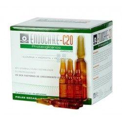 Endocare C20 Proteoglicanos Ampollas 2 ml 30 Ampollas