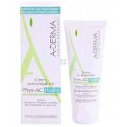 A-Derma Phys-Ac Hydra Crema Hidratante Compensad 40 ml