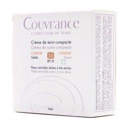 Avene Couvrance Crema Compacta Enriquecida Arena 10 gr