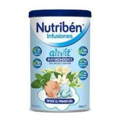 Nutriben Infusiones Alivit Buenas Noches 150 gr