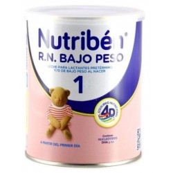 NUTRIBEN LECHE RECIEN NACIDO BAJO PESO 400 G