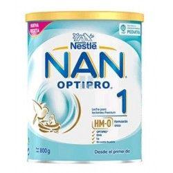 Nestle Nan 1 Optipro Leche Inicio 800 gr