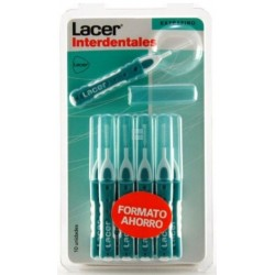 Cepillo Lacer Interdental Recto Extrafino10 uds