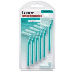Lacer Interdental Extrafino Angular 10 uds