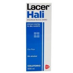 LACER HALI COLUTORIO CON FLUOR 500 ML