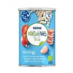 NESTLE NATURNES NUTRIPUFFS BIO CEREALES CON TOMATE SNACK 35G