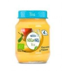 Nestle Naturnes Tarrito Bio Manzana y Platano 120 gr