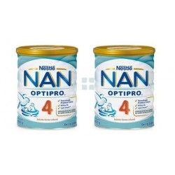 Nestle Nan Optipro 4 Duplo 2 x 800 gr