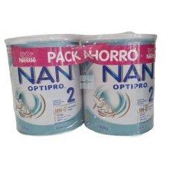 Nestle Nan Optipro 2 Duplo 2 x 800 gr