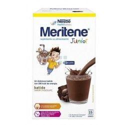 MERITENE JUNIOR CHOCO 15 SOBRES