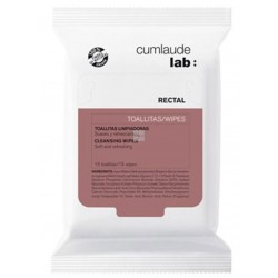 Rilastil Rectal Toallitas Higiene Anal y Perianal 15 ml