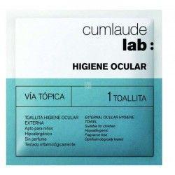 Cumlaude Toallitas Higiene Ocular Externo 16 uds