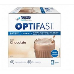 OPTIFAST CHOCOLATE 9 SOBRES