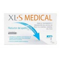 XL S MEDICAL REDUCTOR DEL APETITO 60 CAPSULAS