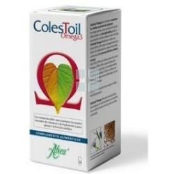 ABOCA COLESTOIL OMEGA3 100 CAPSULAS