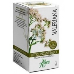 Aboca Fitoconcentrado Valeriana 500 mg 50 cápsulas