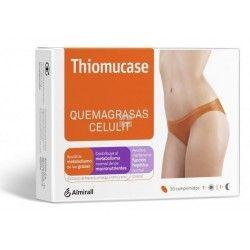 Thiomucase Quemagras Celulit 30 Comprimidos