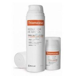 Thiomucase Pack Reductor grasa Crema Anticelulitica 200 ml + 50 ml