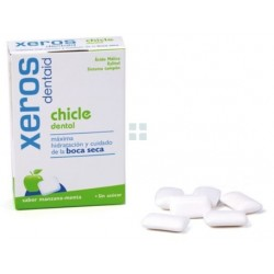 Xeros Dentaid Chicles Boca Seca 20 uds