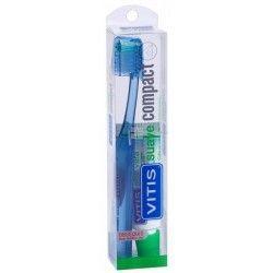 Vitis Cepillo Dental Adulto Vitis Compact Suave 1 Ud