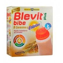 BLEVIT PLUS BIBE 8 CEREALES Y COLACAO 800 GR