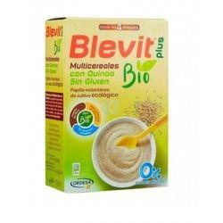 BLEVIT PLUS MULTICEREALES QUINOA BIO 250 GR