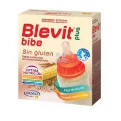 BLEVIT PLUS SIN GLUTEN PARA BIBERÒN 600 GR