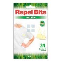 Repel Bite Natural Parches 24 Aplicaciones