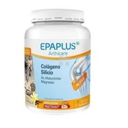 Epaplus  Articulaciones Mantenimiento Colageno + Silicio Sabor Vainilla 400 gr