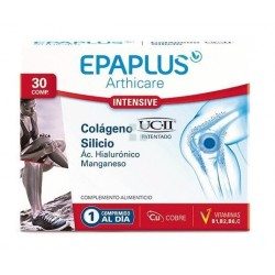 EPAPLUS ARTICULACIONES INTENSIVE COLAGENO UCII 30 COMPRIMIDOS