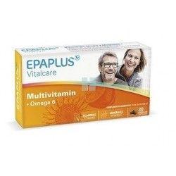 Epaplus Vitalcare Omega- 6 30 cápsulas