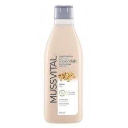 Mussvital Essentials Gel de Baño de Avena 750 ml