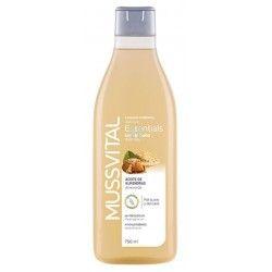 Mussvital Essentials Gel de Baño de Aceite de Almendras 750 ml
