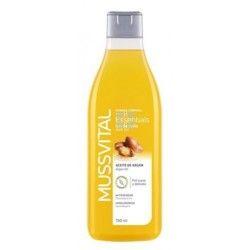 Mussvital Essentials Gel de Baño de Aceite de Argan 750 ml