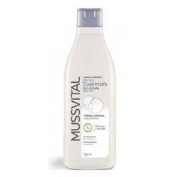 Mussvital Essentials Gel de Baño Original 750 ml