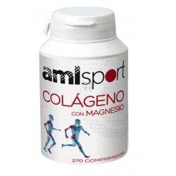 Aml Sport Colágeo con Magnesio 270 Comprimidos