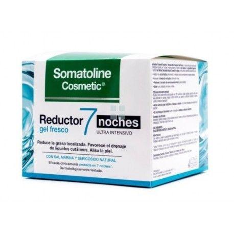 Somatoline Cosmetic Reductor 7 Noches Gel Fresco 400 ml