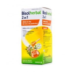 Bisolherbal 2 en 1 Tos Seca y Productiva 133 ml