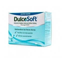 Dulcosoft Solucion Oral 20 Sobres
