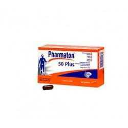 PHARMATON 50 PLUS 60 CAPSULAS