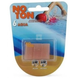 Tapones Oidos Noton Silicona Moldeable 6 uds