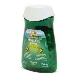 Mollers Dobbel Omega-3 112 cápsulas