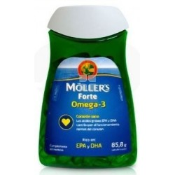 Mollers Forte Omega-3 60 cápsulas
